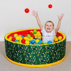 Сухой бассейн Веселая Поляна